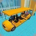 超市购物汽车模拟