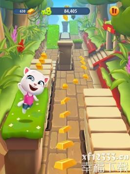 汤姆猫跑酷最新版手游下载_汤姆猫跑酷最新版手游最新版免费下载