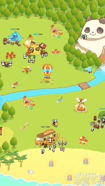熊猫创造露营岛手游下载_熊猫创造露营岛手游最新版免费下载
