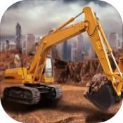 3D挖掘机建造模拟手游下载_3D挖掘机建造模拟手游最新版免费下载