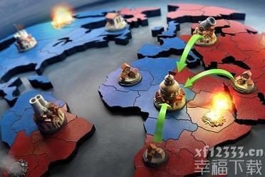 策略手游《战争与文明》时
