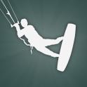 风筝冲浪英雄