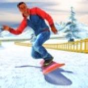 滑雪板滑雪比赛2020