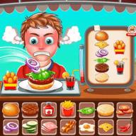 汉堡狂热爱好者手游下载_汉堡狂热爱好者手游最新版免费下载