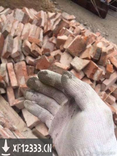 今天的砖头格外烫手什么意思