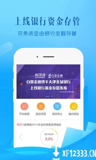 白菜金融app下载_白菜金融app最新版免费下载