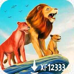 荒野动物狮子模拟九游版手游下载_荒野动物狮子模拟九游版手游最新版免费下载