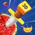 飞刀挑战3D手游下载_飞刀挑战3D手游最新版免费下载