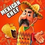 墨西哥美食烹饪厨师