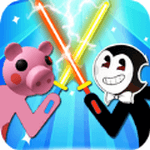 小猪棒战斗机手游下载_小猪棒战斗机手游最新版免费下载