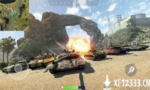 武装坦克战场手游下载_武装坦克战场手游最新版免费下载