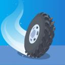 轮胎滚起来手游下载_轮胎滚起来手游最新版免费下载
