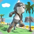 沙雕猫咪海滩跑酷汉化版手游下载_沙雕猫咪海滩跑酷汉化版手游最新版免费下载