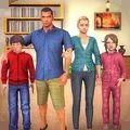快乐一家人模拟器手游下载_快乐一家人模拟器手游最新版免费下载