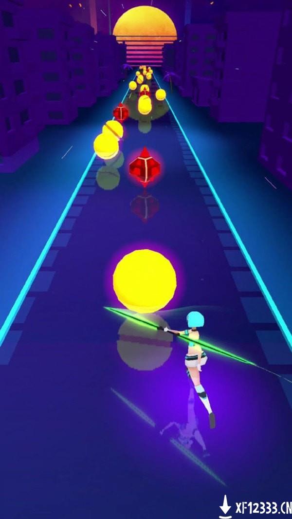 赛博朋克光剑正式版手游下载_赛博朋克光剑正式版手游最新版免费下载