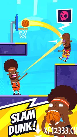 篮球杀手最新版手游下载_篮球杀手最新版手游最新版免费下载