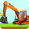 挖掘机欢乐世界手游下载_挖掘机欢乐世界手游最新版免费下载