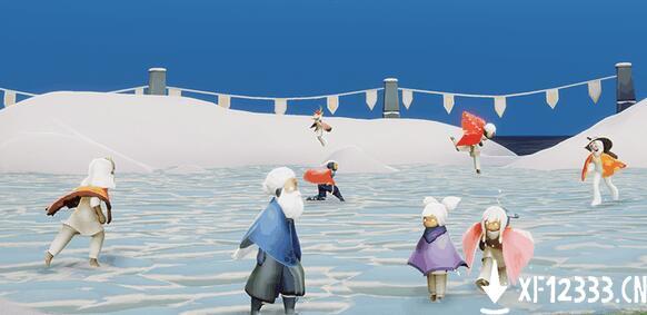 sky光遇圣诞节活动玩法全