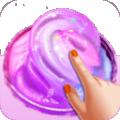 彩虹粘液模拟