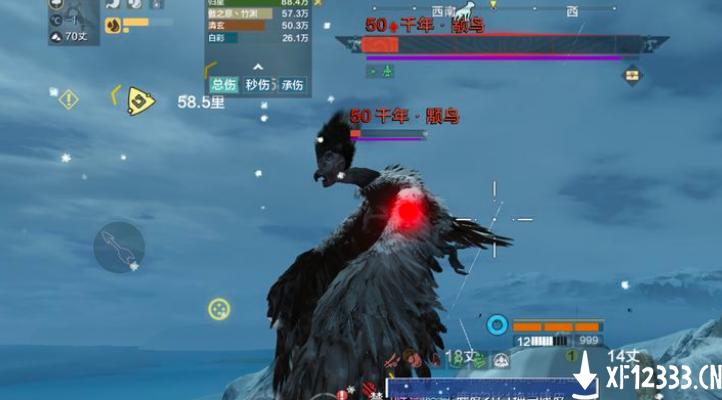 妄想山海颙鸟在哪抓