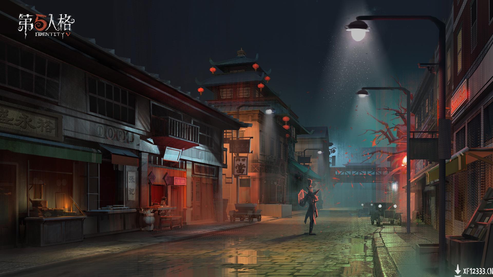 无人可说的悲凉 《第五人格》新地图唐人街正式来袭