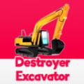 挖掘机毁灭一切手游下载_挖掘机毁灭一切手游最新版免费下载
