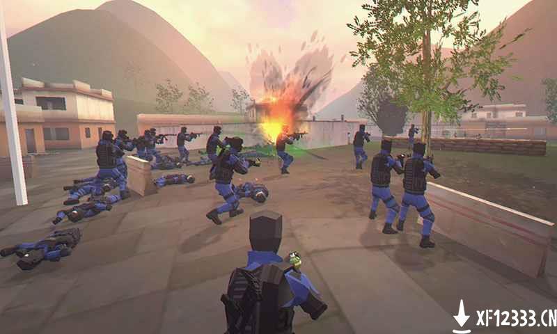 模拟枪战破解版手游下载_模拟枪战破解版手游最新版免费下载