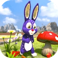 沙雕兔子模拟器手游下载_沙雕兔子模拟器手游最新版免费下载