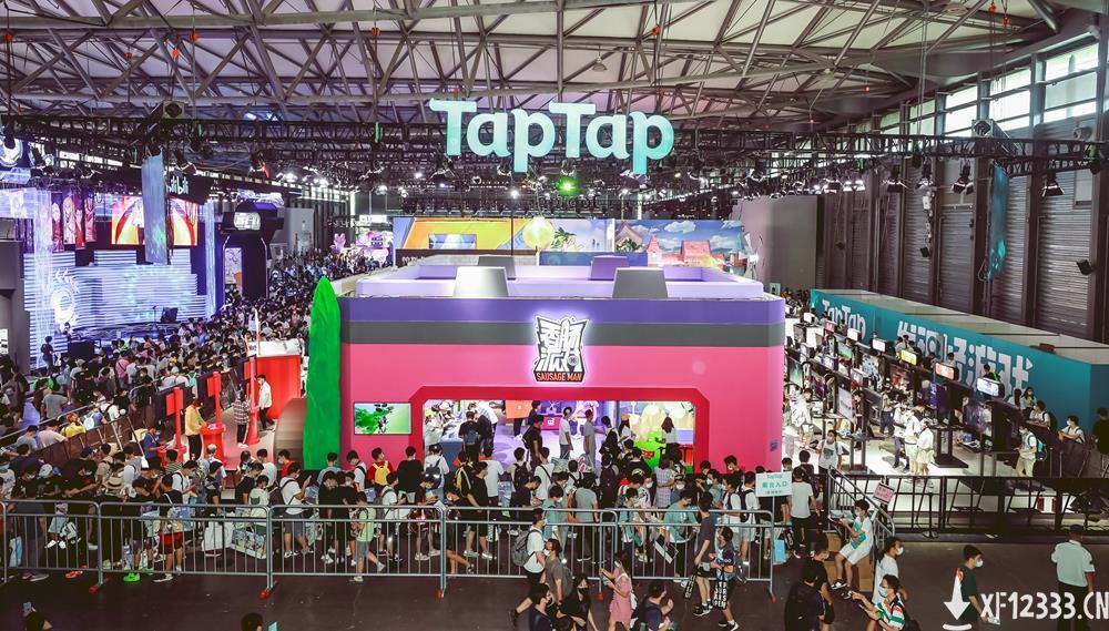 属于你的心动时刻!心动&TapTap确认联合参展2021ChinaJoy BTOC