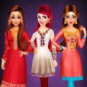 印度公主造型师