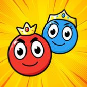 红球和蓝球