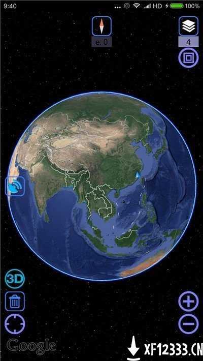 谷歌地图中文版app下载_谷歌地图中文版app最新版免费下载