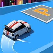 绘制路线和停车场