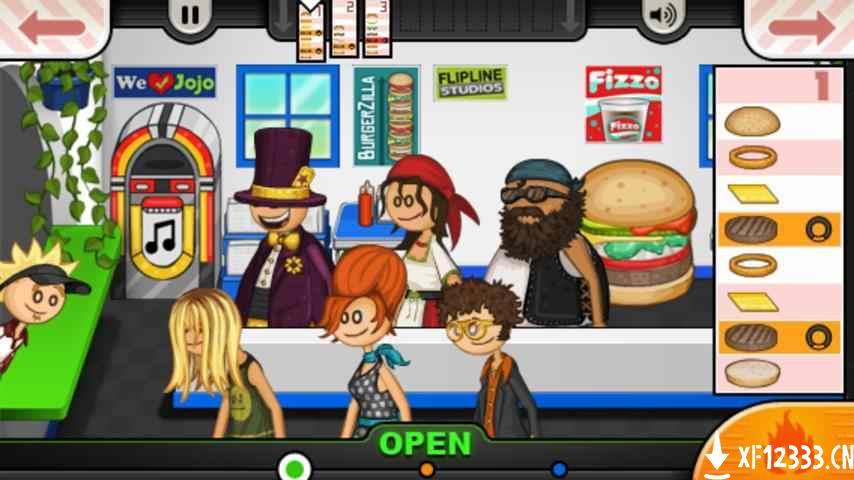 老爹汉堡店手游下载_老爹汉堡店手游最新版免费下载