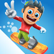 滑雪大冒险2全地图解锁破解版手游下载_滑雪大冒险2全地图解锁破解版手游最新版免费下载