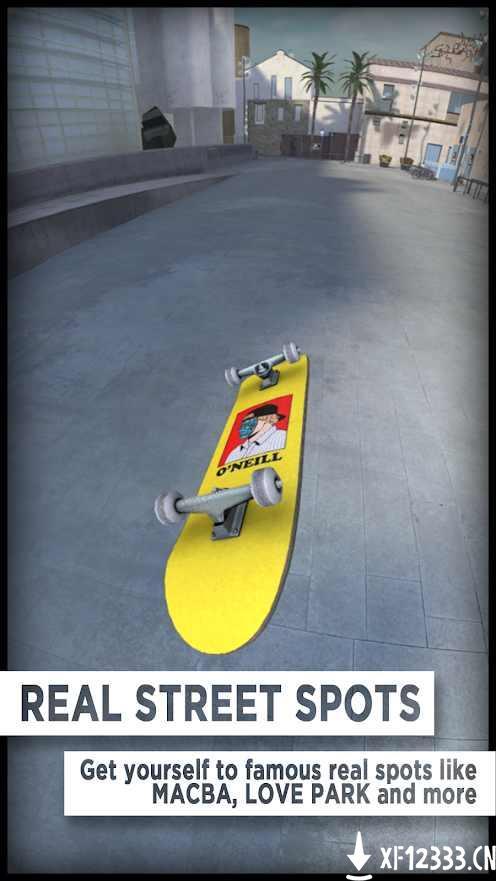 真实滑板正版手游下载_真实滑板正版手游最新版免费下载