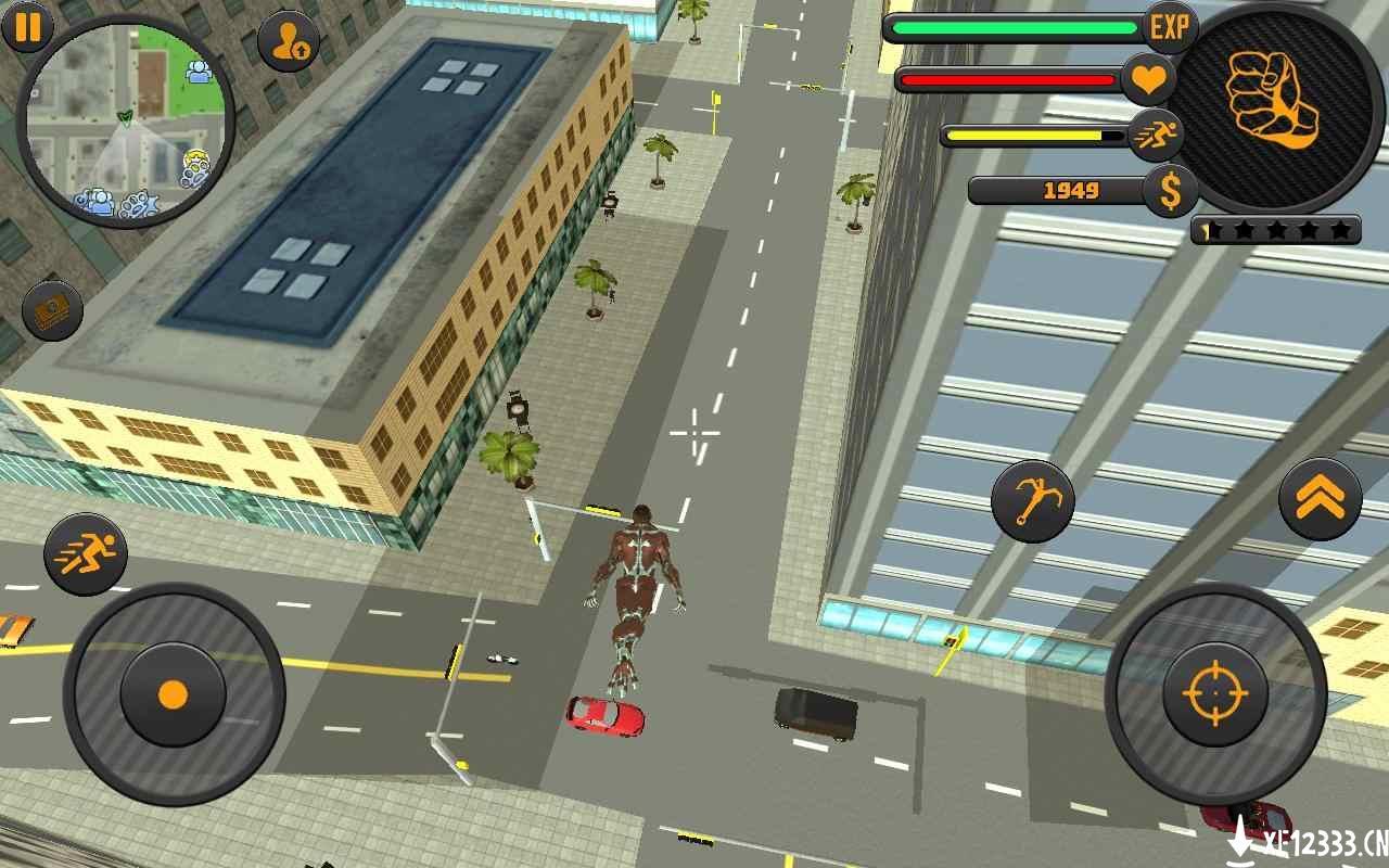 绳索英雄3无敌版手游下载_绳索英雄3无敌版手游最新版免费下载
