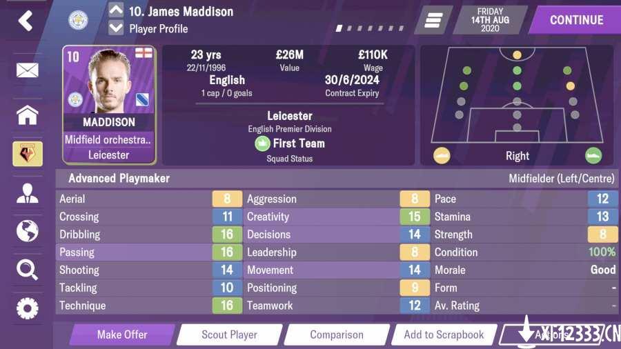 足球经理2021正式版手游下载_足球经理2021正式版手游最新版免费下载