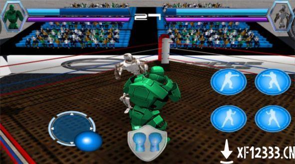 机器人真实拳击手游下载_机器人真实拳击手游最新版免费下载