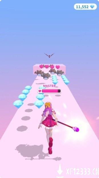 魔法少女跑酷手游下载_魔法少女跑酷手游最新版免费下载