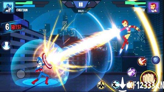 火柴人超级英雄最新版手游下载_火柴人超级英雄最新版手游最新版免费下载