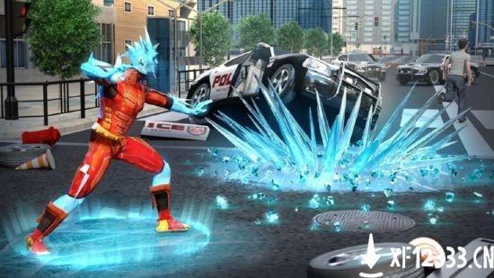 暴风雪超级英雄内购版手游下载_暴风雪超级英雄内购版手游最新版免费下载