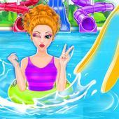 水上滑梯游乐园