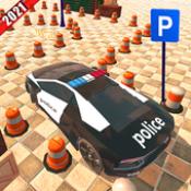 新警车停车场3D手游下载_新警车停车场3D手游最新版免费下载