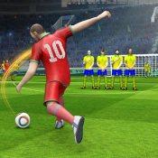 足球游戏21真正的冠军