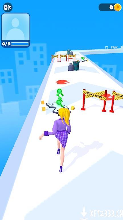 侦探跑3D手游下载_侦探跑3D手游最新版免费下载
