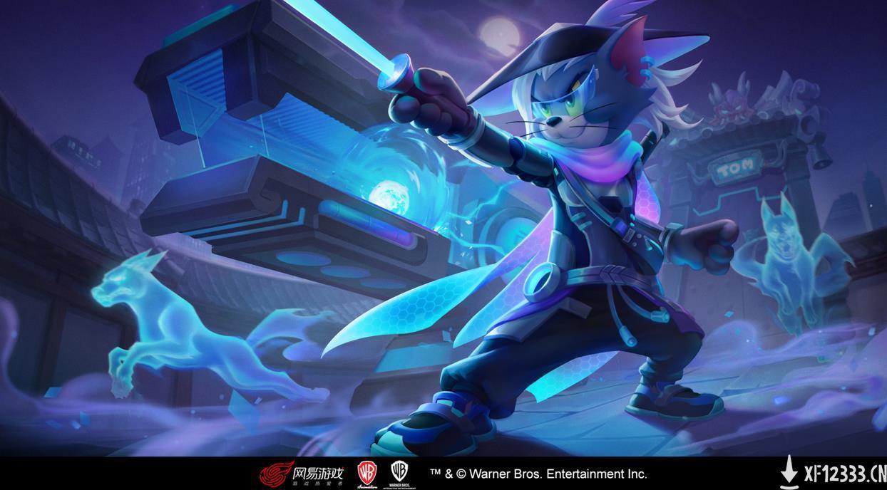 携手化身守护忍者 《猫和老鼠》S10赛季重磅开启
